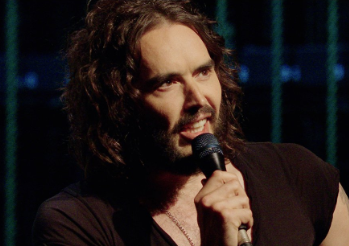 Russell Brand's views on parenting